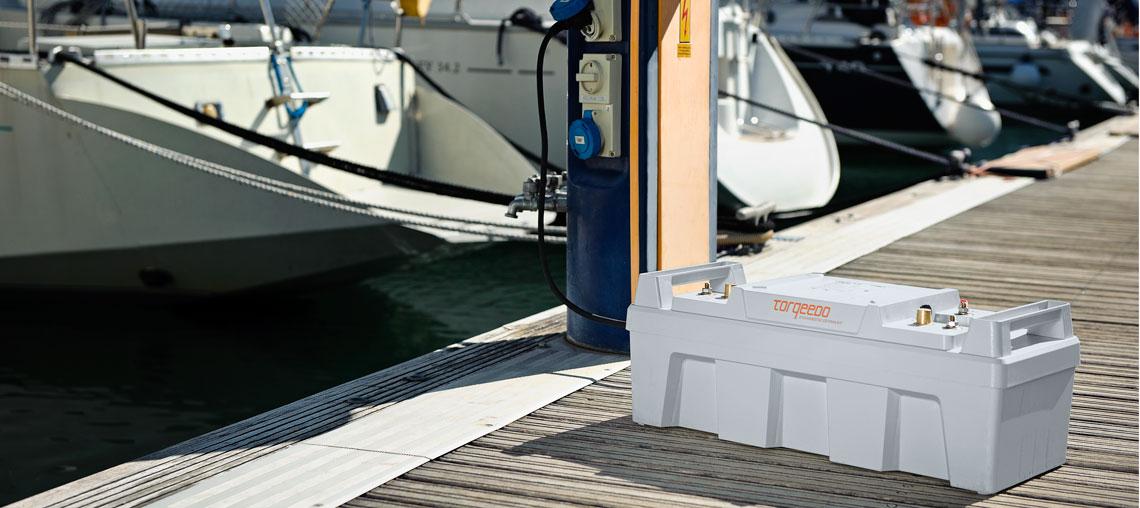 Batterie lithium haute capacité Power 26-104
