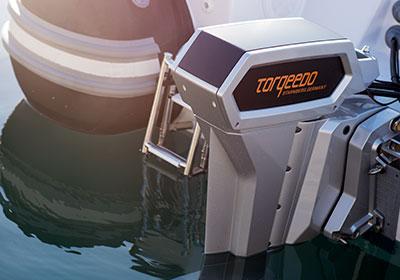Torqeedo Cruise T