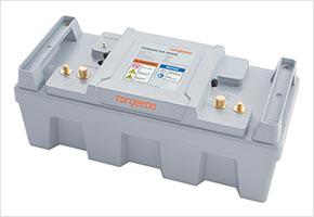 Batterie de bord 24 V