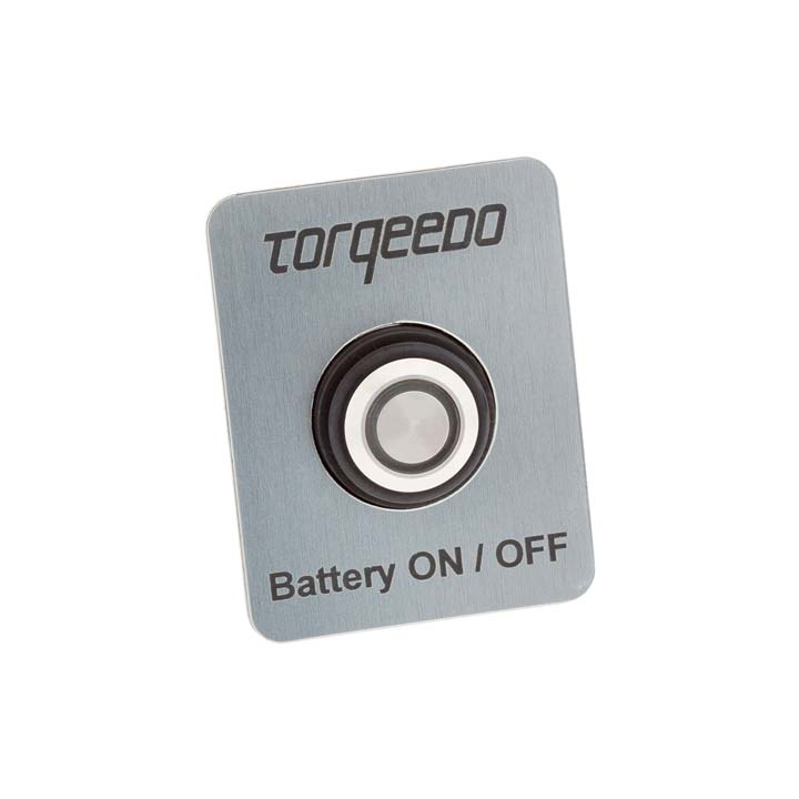 Torqeedo switch on/off pour batterie Power 26-104