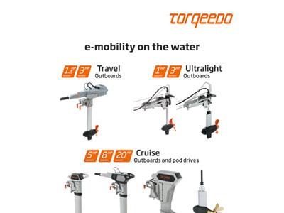 Poster Torqeedo Low Volt System
