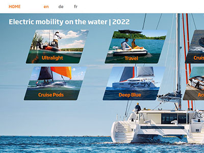 Presentation Torqeedo Products 2020