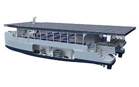 Torqeedo Deep Blue Hybrid Metaltack System