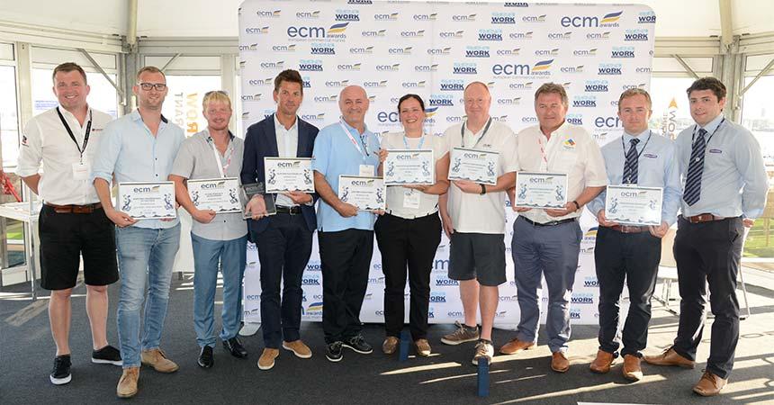 Torqeedo Receives European Commercial Marine Award for