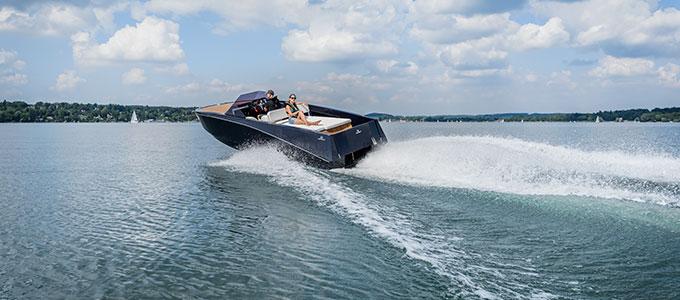 Torqeedo Deep Blue i 1800 inboard motor
