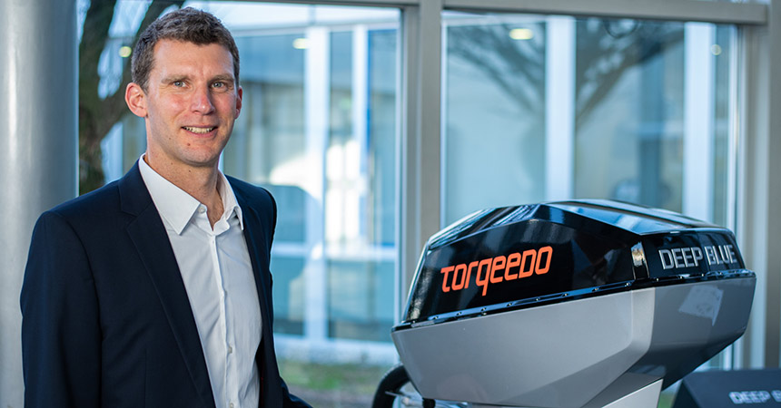 Torqeedo appoints new vice-president sales for EMEA region