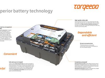 Poster Torqeedo Power Battery
