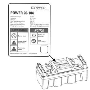 Torqeedo Power 26-104