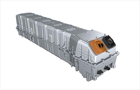 360 V High Voltage Battery