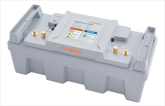 24 V on-board battery