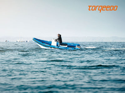 Poster Torqeedo Cruise