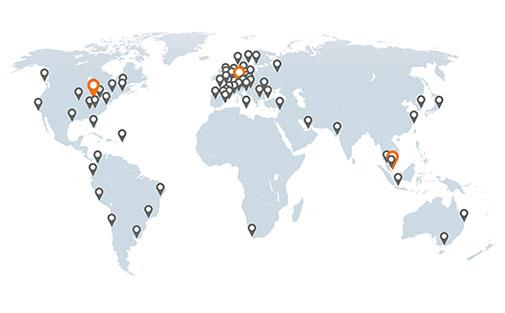 Torqeedo locations