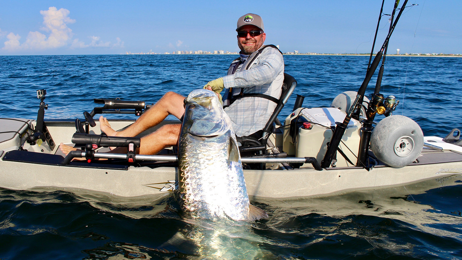 Torqeedo Blog - Kayak Bass Fishing Championship Winner - e-mobility on the  water