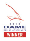Overall winner of the DAME Award 2012