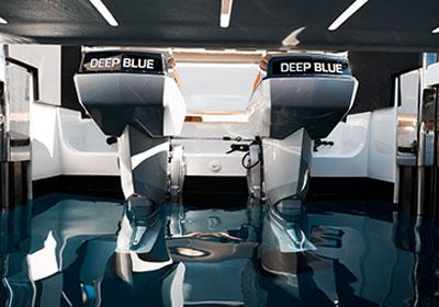 Torqeedo Deep Blue