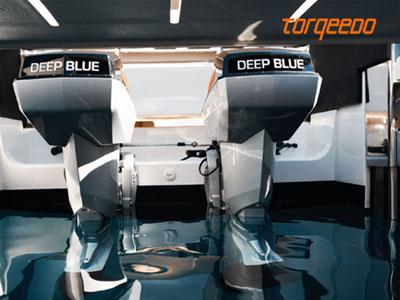 Poster Torqeedo Deep Blue
