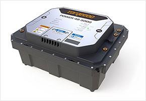 48 V on-board battery