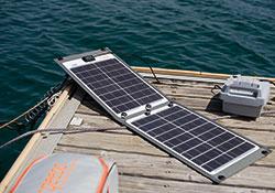Torqeedo Solar charger 50W