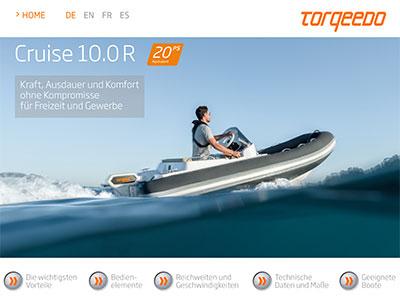 Presentation Cruise 10.0 R