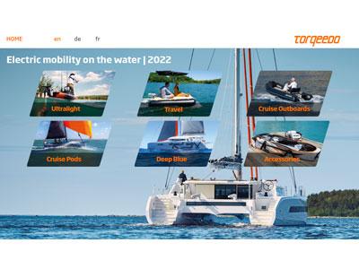 Presentation Torqeedo Products 2019