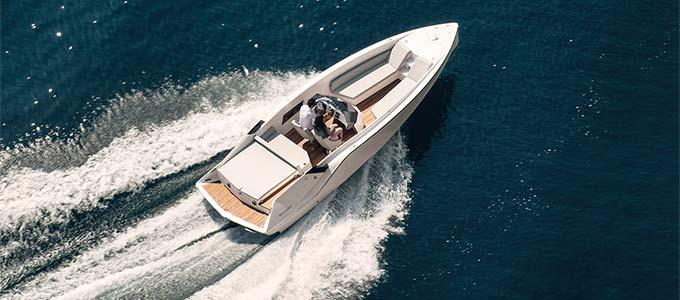 Torqeedo Deep Blue 100i 2500 inboard motor