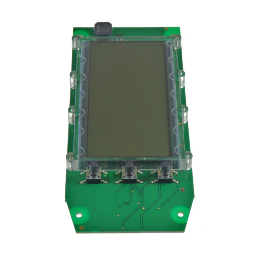 Torqeedo Display PCB Tiller