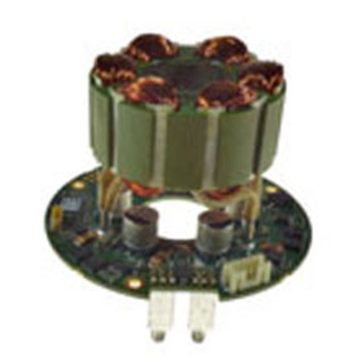 Torqeedo Motor pcb with stator Travel 1003