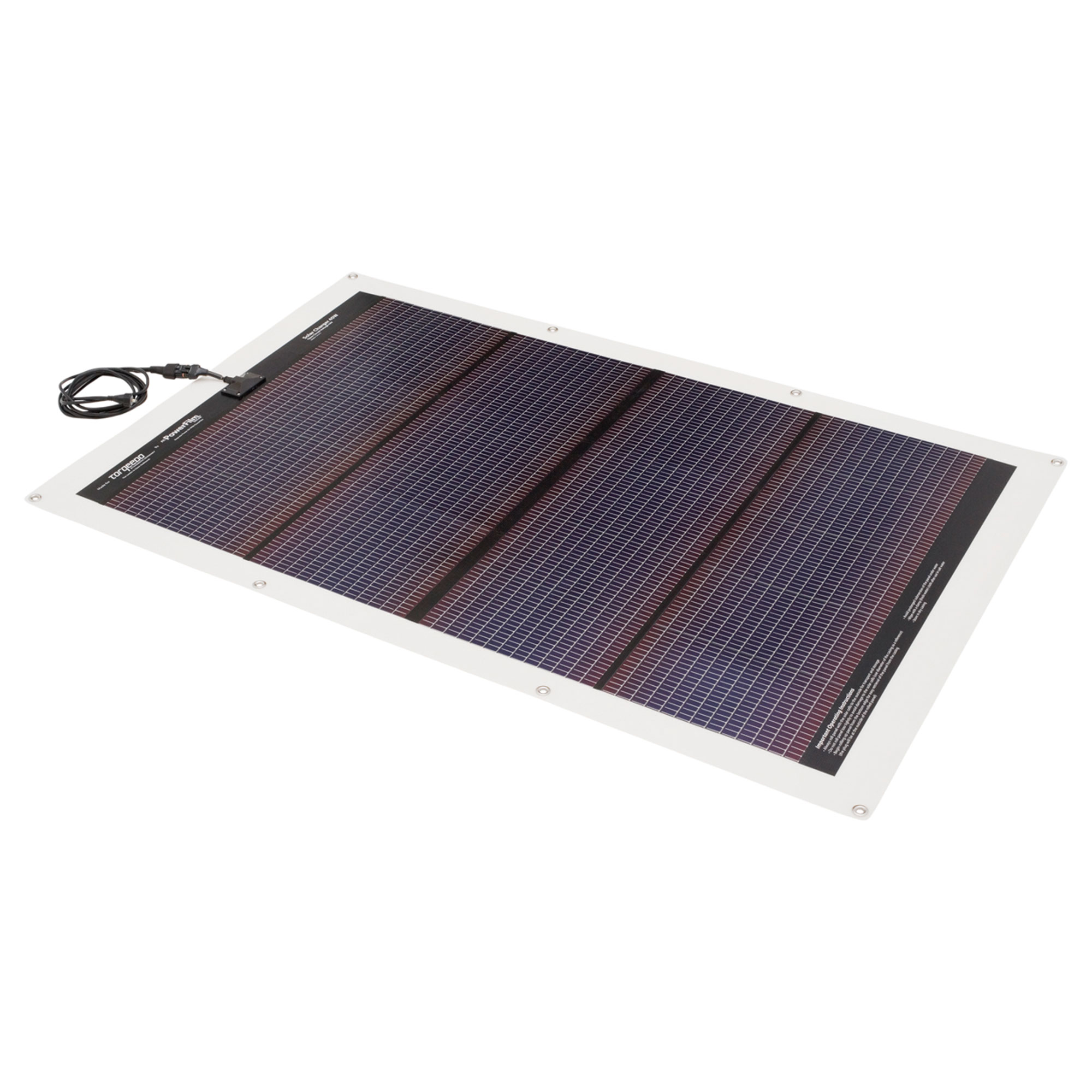Chargeur solaire 45 w torqeedo for Panneau solaire plug and play