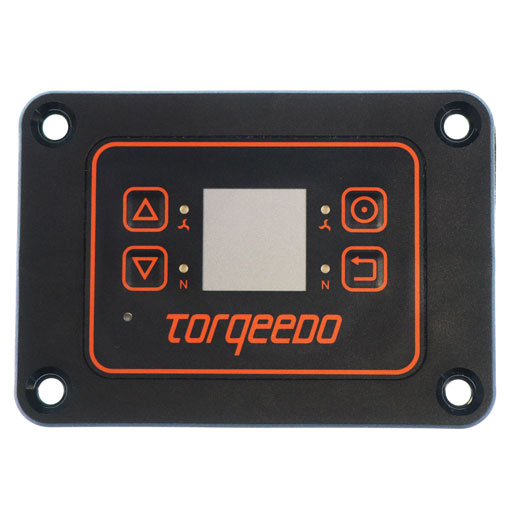 Torqeedo Throttle Electronics Side/Top Mount