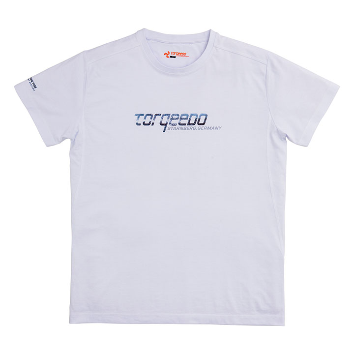 Torqeedo Men's T-Shirt K1 white XL
