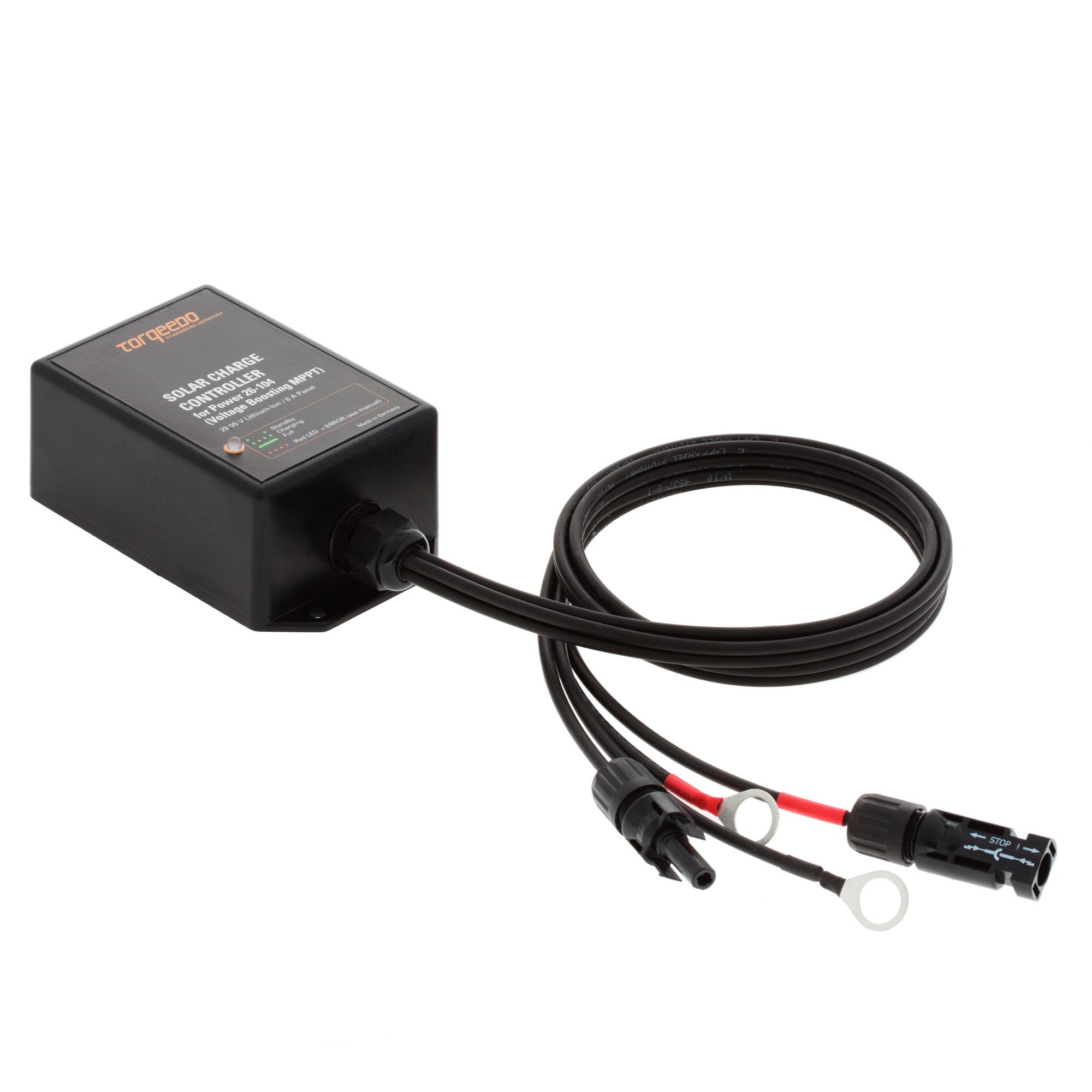 Solar Charge Controller Power 26 104 Torqeedo