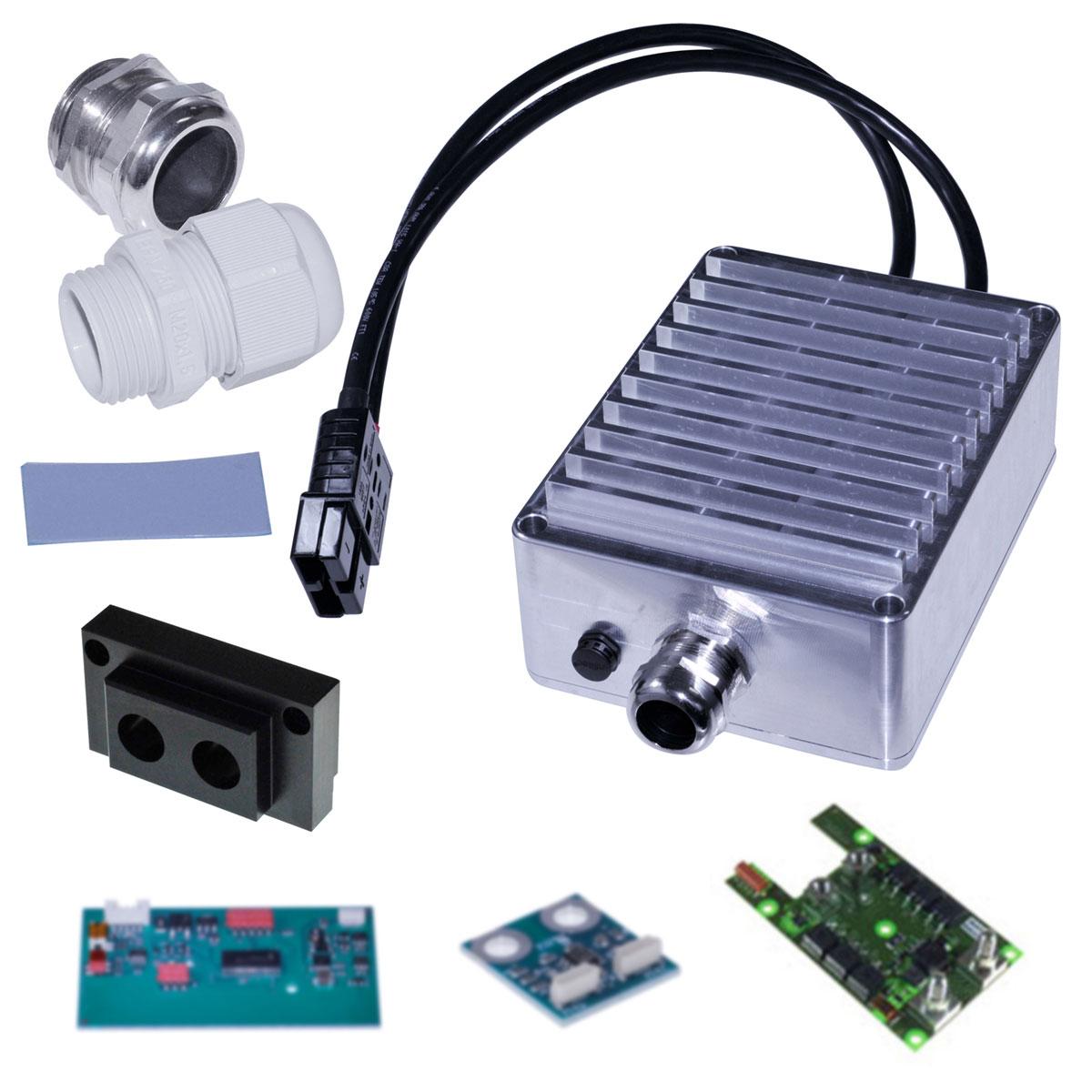 Electronic box I